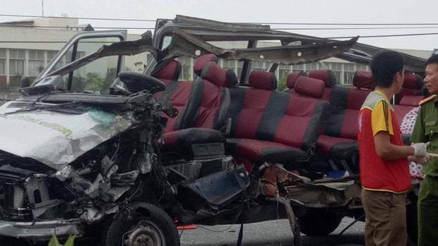Vụ tai nạn kinh hoàng khiến 6 người tử vong ở Tây Ninh: Xe khách 16 chỗ lấn tuyến, chạy không đúng phần đường quy định - Ảnh 1.