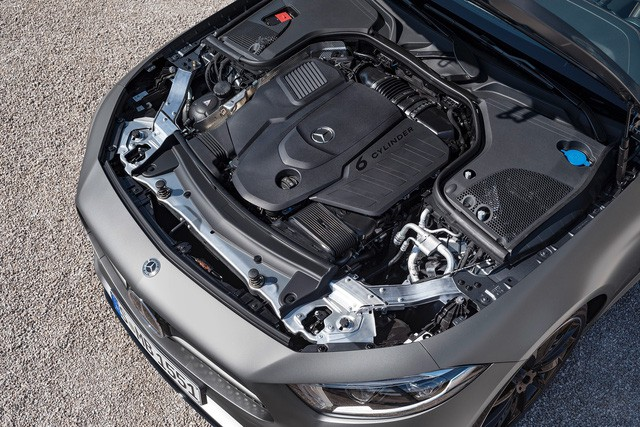 Mercedes-Benz CLS 2019 chốt giá và thời điểm bán ra - Ảnh 2.