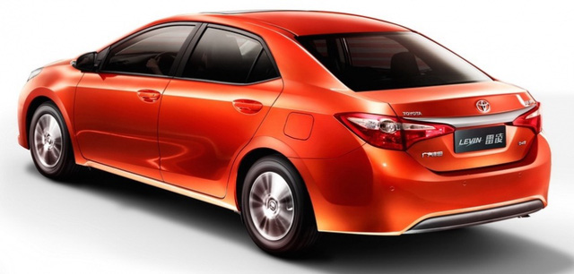 Làm quen với một Toyota Corolla 2017 mang thiết kế khác biệt - Ảnh 4.
