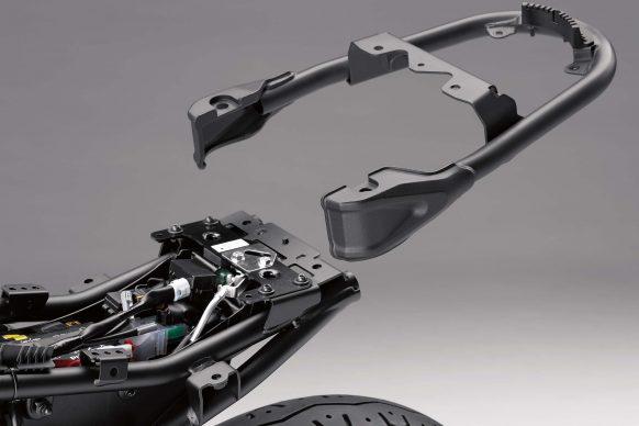 Mô tô hoài cổ Yamaha XSR700 2018 có giá 194 triệu Đồng - Ảnh 3.