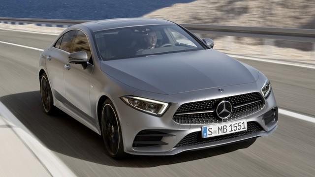 Mercedes-Benz CLS 2019 chốt giá và thời điểm bán ra - Ảnh 4.