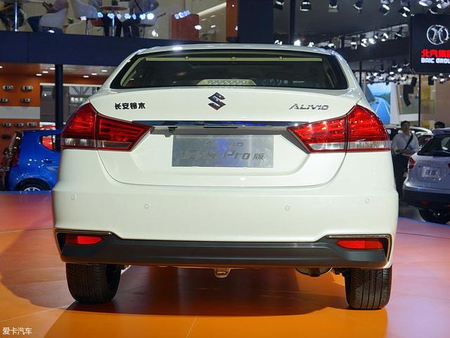 Sedan giá rẻ Suzuki Ciaz 2017 chính thức được vén màn - Ảnh 5.