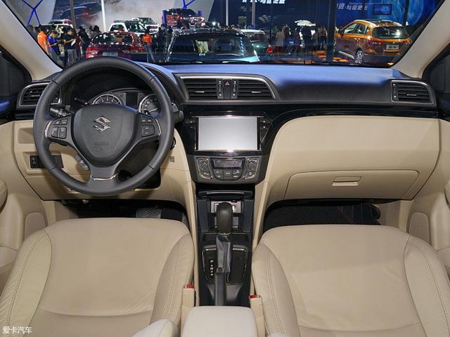 Sedan giá rẻ Suzuki Ciaz 2017 chính thức được vén màn - Ảnh 7.