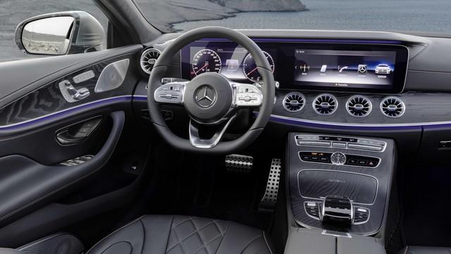 Mercedes-Benz CLS 2019 chốt giá và thời điểm bán ra - Ảnh 7.