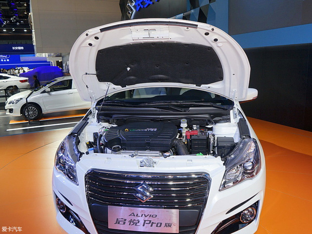 Sedan giá rẻ Suzuki Ciaz 2017 chính thức được vén màn - Ảnh 10.
