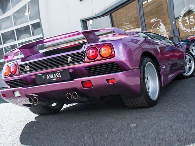 Hàng hiếm Lamborghini Diablo SE30 của ca sĩ Jay Kay rao bán giá chát - Ảnh 8.