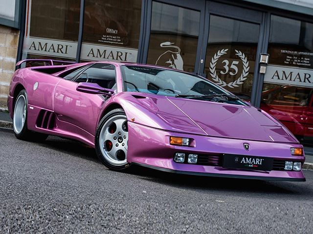 Hàng hiếm Lamborghini Diablo SE30 của ca sĩ Jay Kay rao bán giá chát - Ảnh 7.