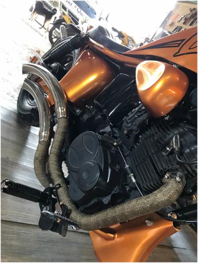 Chiếc Harley-Davidson có giá chỉ 70 triệu Đồng của dân chơi Việt - Ảnh 7.