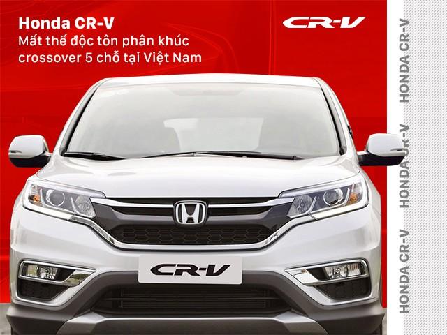 Honda CR-V và 10 năm thăng trầm tại Việt Nam - Ảnh 10.