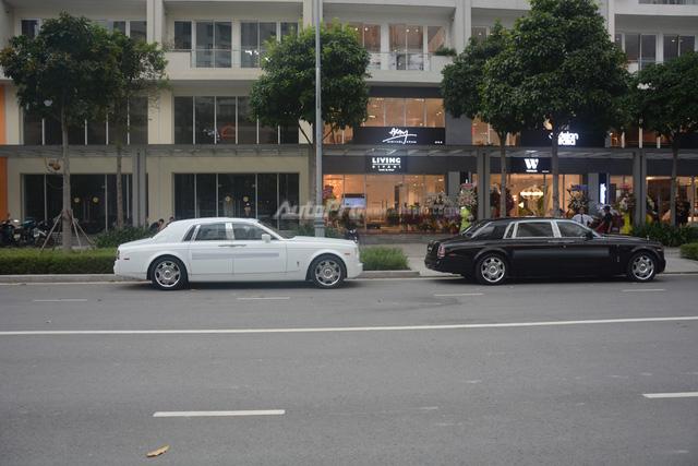 Hàng hiếm Rolls-Royce Phantom Rồng xuất hiện trong buổi khai trương một cửa hàng tại quận 2 - Ảnh 7.