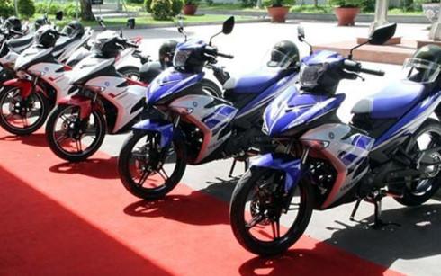 Đội săn bắt cướp Tp. Hồ Chí Minh được trang bị dàn xe côn tay Yamaha Exciter 150 và Honda Sonic 150R - Ảnh 1.