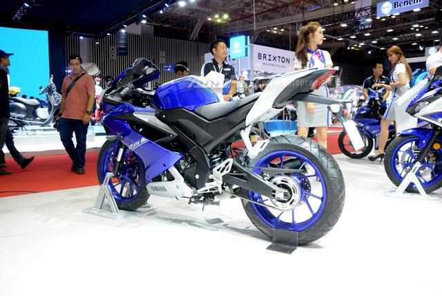 Yamaha R15 sắp được bán chính hãng tại Việt Nam với mức giá nào? - Ảnh 2.