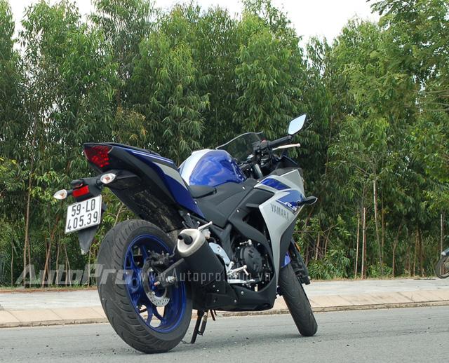 Yamaha YZF-R3 giảm giá bán còn 139 triệu Đồng - Ảnh 3.