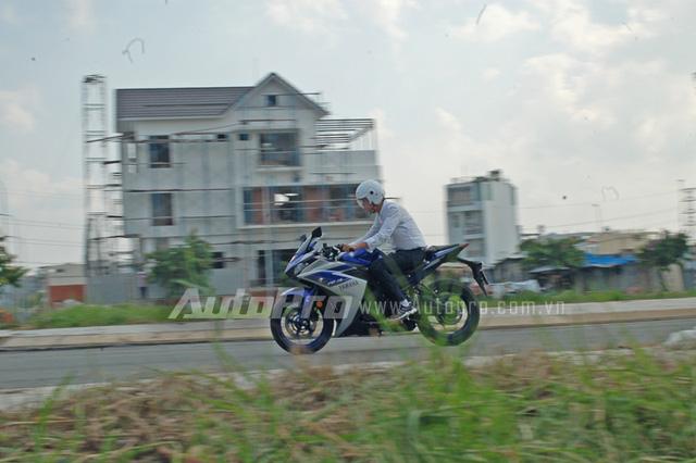 Yamaha YZF-R3 giảm giá bán còn 139 triệu Đồng - Ảnh 1.