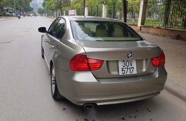 BMW 320i 2009 rao bán lại giá ngang Toyota Vios số sàn - Ảnh 6.