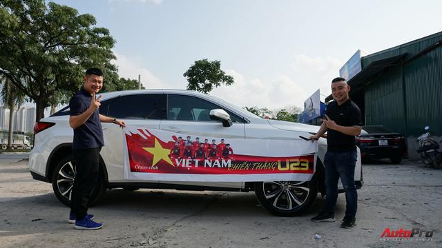 Cruze Club tất bật chuẩn bị diễu hành đón chung kết AFC CUP 2018 - Ảnh 8.