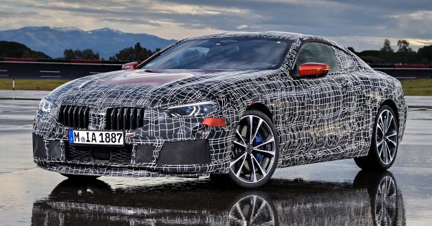Đông Nam Á được chọn là nơi BMW 8-Series ra mắt toàn cầu? - Ảnh 2.