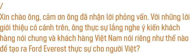 Ford Everest 2018 - Sự trở lại của một thế lực trong phân khúc SUV 7 chỗ tại Việt Nam - Ảnh 3.