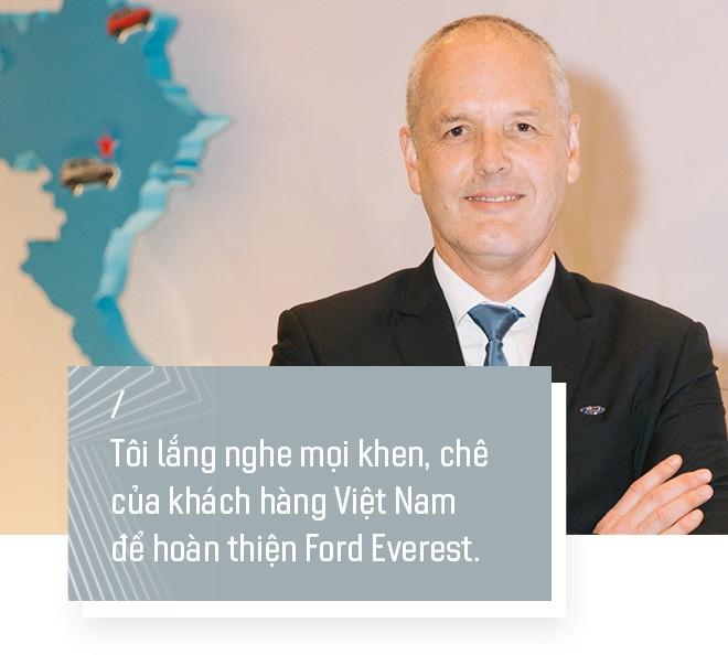 Ford Everest 2018 - Sự trở lại của một thế lực trong phân khúc SUV 7 chỗ tại Việt Nam - Ảnh 4.