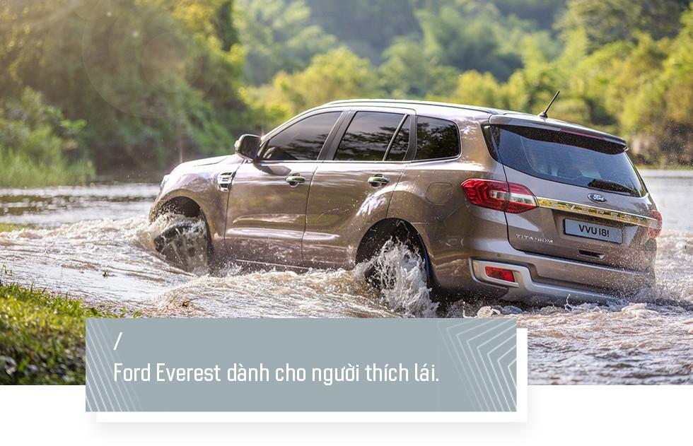 Ford Everest 2018 - Sự trở lại của một thế lực trong phân khúc SUV 7 chỗ tại Việt Nam - Ảnh 9.