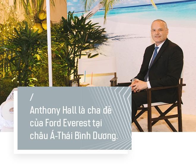 Ford Everest 2018 - Sự trở lại của một thế lực trong phân khúc SUV 7 chỗ tại Việt Nam - Ảnh 2.