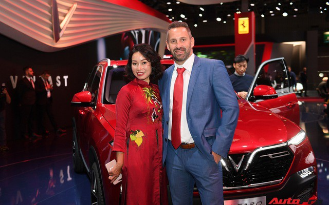 Sếp VinFast lần đầu khẳng định thương hiệu hạng sang, tiết lộ thời gian xuất khẩu toàn cầu - Ảnh 3.