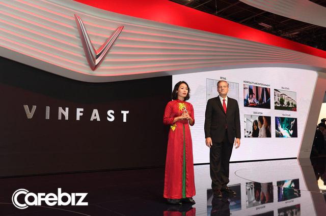 Chủ tịch VinFast: Kể từ lúc này, Việt Nam đã chính thức có tên trên bản đồ ngành công nghiệp chế tạo xe hơi thế giới - Ảnh 1.