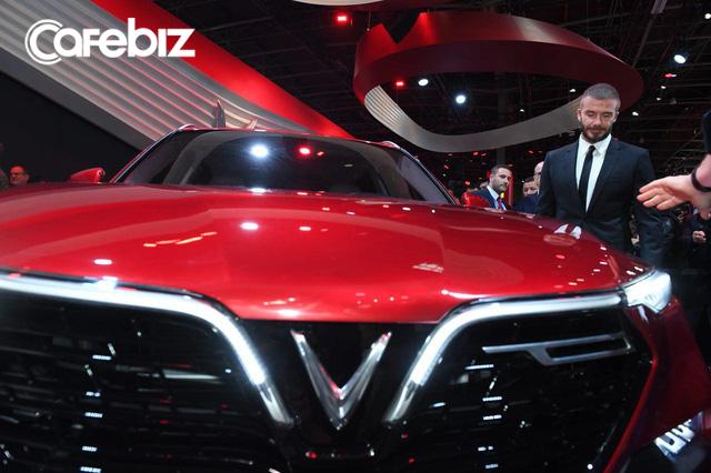 Chủ tịch VinFast: Kể từ lúc này, Việt Nam đã chính thức có tên trên bản đồ ngành công nghiệp chế tạo xe hơi thế giới - Ảnh 2.