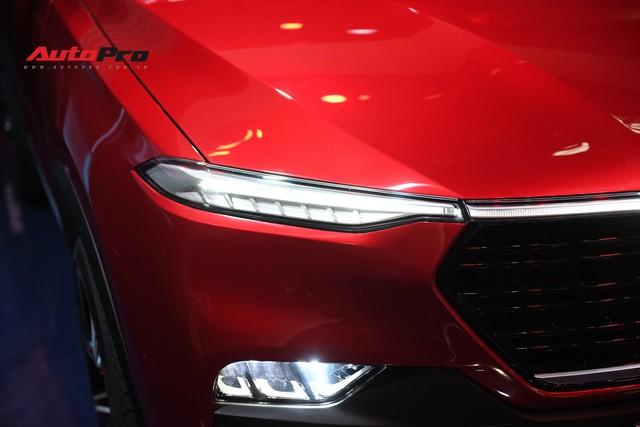 HOT: Chi tiết SUV VinFast LUX SA2.0 vừa trình làng - Ảnh 7.