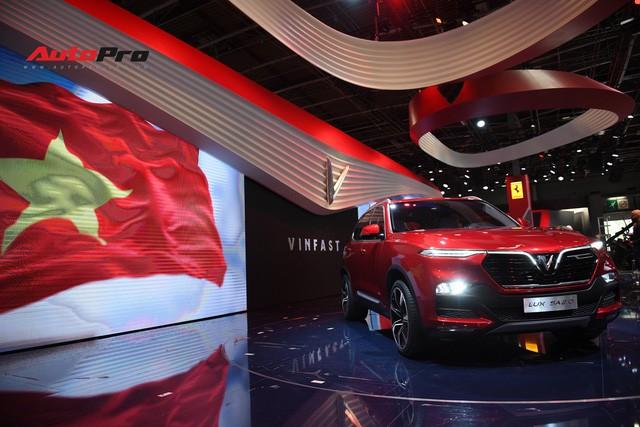 HOT: Chi tiết SUV VinFast LUX SA2.0 vừa trình làng - Ảnh 1.