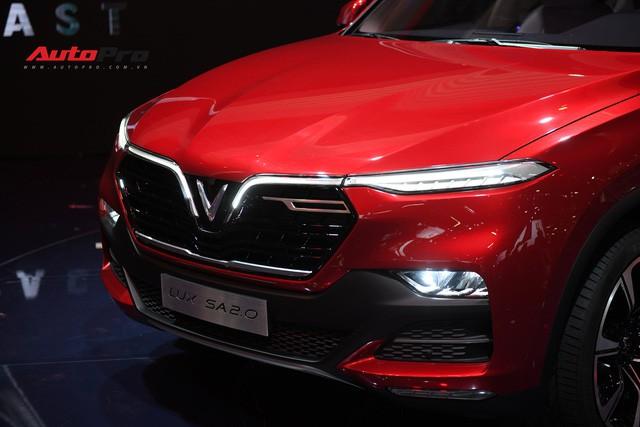 HOT: Chi tiết SUV VinFast LUX SA2.0 vừa trình làng - Ảnh 8.