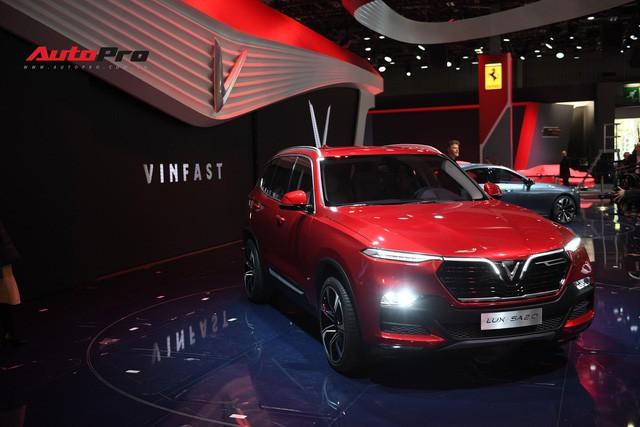 HOT: Chi tiết SUV VinFast LUX SA2.0 vừa trình làng - Ảnh 9.
