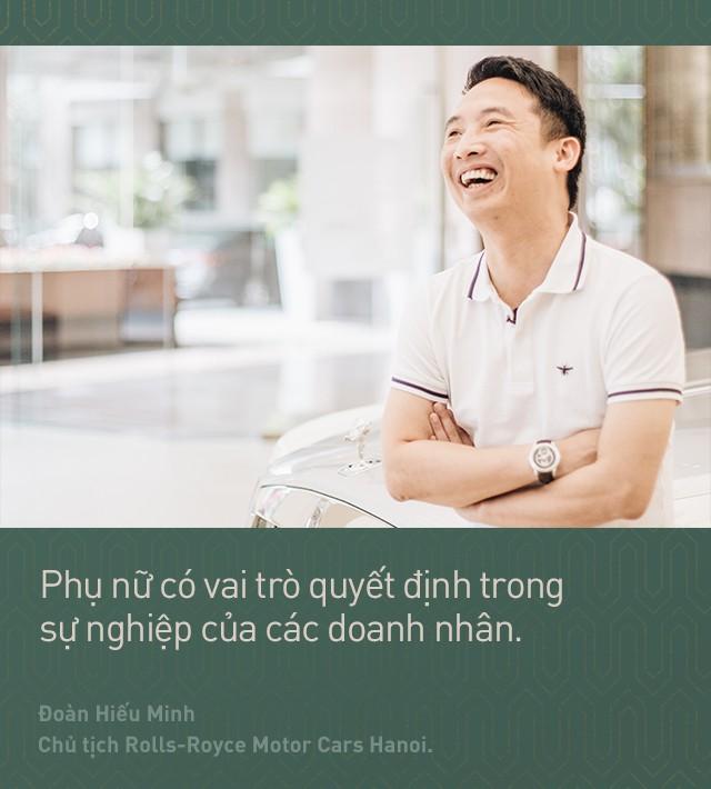 Chủ tịch Đoàn Hiếu Minh: Không có phụ nữ, chúng tôi không bán được xe Rolls-Royce tại Việt Nam - Ảnh 4.