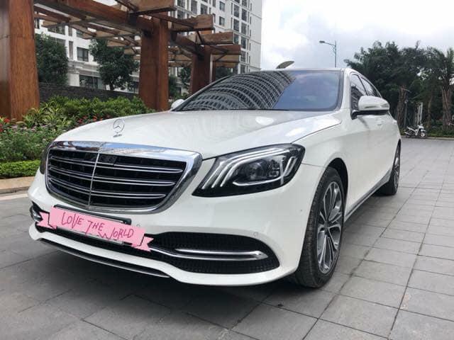 Chỉ cần chạy 8.000 km, chủ nhân xe Mercedes-Benz S450L Luxury đã mất 400 triệu đồng so với xe mới - Ảnh 1.