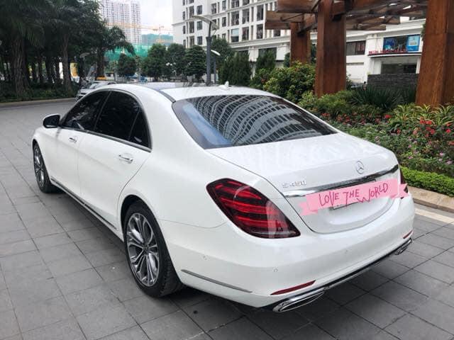 Chỉ cần chạy 8.000 km, chủ nhân xe Mercedes-Benz S450L Luxury đã mất 400 triệu đồng so với xe mới - Ảnh 2.