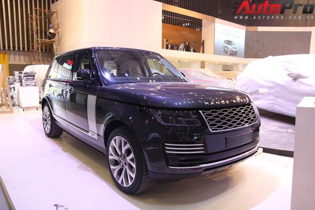 Những mẫu xe hot nhất Triển lãm Ô tô Việt Nam 2018 đã tề tựu đông đủ - Ảnh 4.