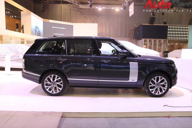 Hàng nóng Range Rover Autobiography LWB lộ diện ngay trước thềm Triển lãm Ô tô Việt Nam 2018 - Ảnh 11.