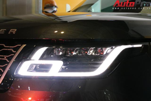 Hàng nóng Range Rover Autobiography LWB lộ diện ngay trước thềm Triển lãm Ô tô Việt Nam 2018 - Ảnh 4.