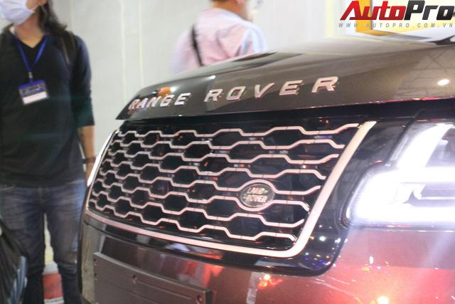 Hàng nóng Range Rover Autobiography LWB lộ diện ngay trước thềm Triển lãm Ô tô Việt Nam 2018 - Ảnh 3.