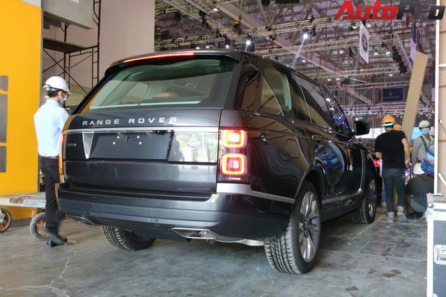 Hàng nóng Range Rover Autobiography LWB lộ diện ngay trước thềm Triển lãm Ô tô Việt Nam 2018 - Ảnh 5.
