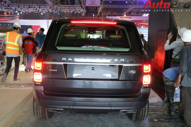 Hàng nóng Range Rover Autobiography LWB lộ diện ngay trước thềm Triển lãm Ô tô Việt Nam 2018 - Ảnh 8.
