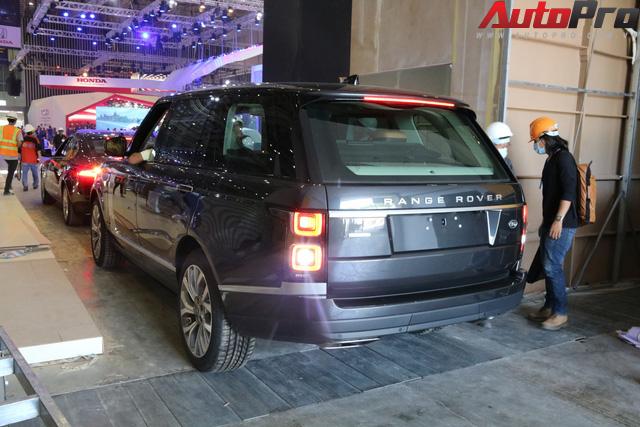 Hàng nóng Range Rover Autobiography LWB lộ diện ngay trước thềm Triển lãm Ô tô Việt Nam 2018 - Ảnh 6.
