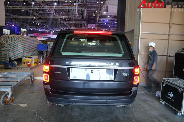 Hàng nóng Range Rover Autobiography LWB lộ diện ngay trước thềm Triển lãm Ô tô Việt Nam 2018 - Ảnh 7.