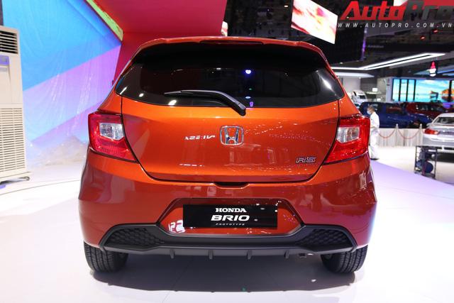 Honda Brio chính thức lộ diện, chờ ngày cạnh tranh Toyota Wigo - Ảnh 3.