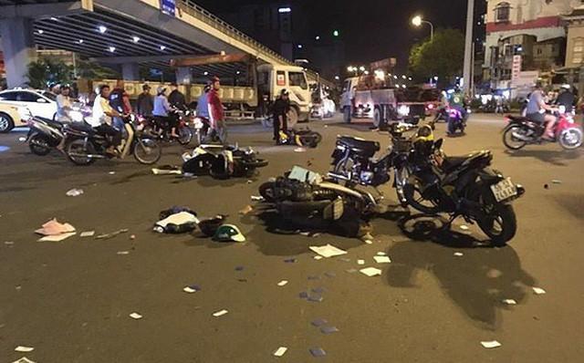 Mức án nào cho nữ tài xế uống bia rượu, lái BMW gây tai nạn liên hoàn khiến 6 người thương vong ở Sài Gòn? - Ảnh 3.