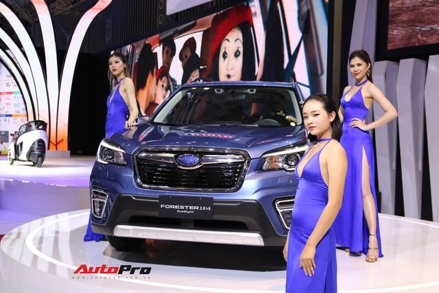 Ra mắt Subaru Forester 2019 - Đối thủ Mazda CX-5, Honda CR-V tại Việt Nam - Ảnh 1.