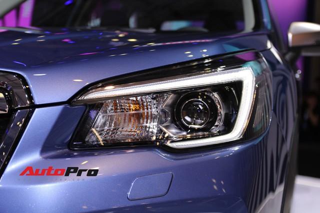 Ra mắt Subaru Forester 2019 - Đối thủ Mazda CX-5, Honda CR-V tại Việt Nam - Ảnh 2.