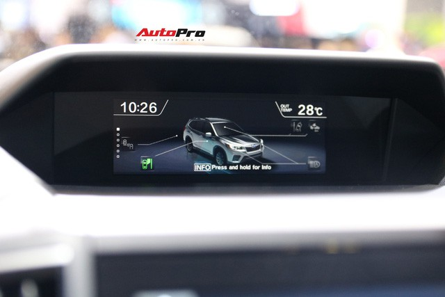 Ra mắt Subaru Forester 2019 - Đối thủ Mazda CX-5, Honda CR-V tại Việt Nam - Ảnh 17.