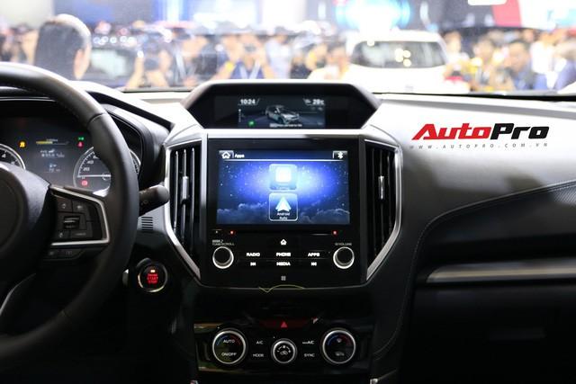 Ra mắt Subaru Forester 2019 - Đối thủ Mazda CX-5, Honda CR-V tại Việt Nam - Ảnh 3.