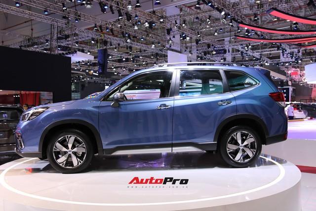 Ra mắt Subaru Forester 2019 - Đối thủ Mazda CX-5, Honda CR-V tại Việt Nam - Ảnh 6.